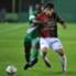 El colombiano Cuero fue el mejor del equipo de Almeyda.