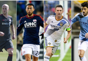 With the 2015 campaign set to kick off this weekend, here is a look at Goal USA's ranking of the top 50 players who will play in MLS this season.