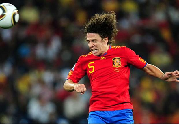 Spain's Euro 2012 plans rocked by Puyol blow and it could be the end for one of the game's great defenders