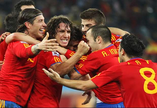 World Cup Comment: Midfield Maestros Fire Spain To The World Cup Final