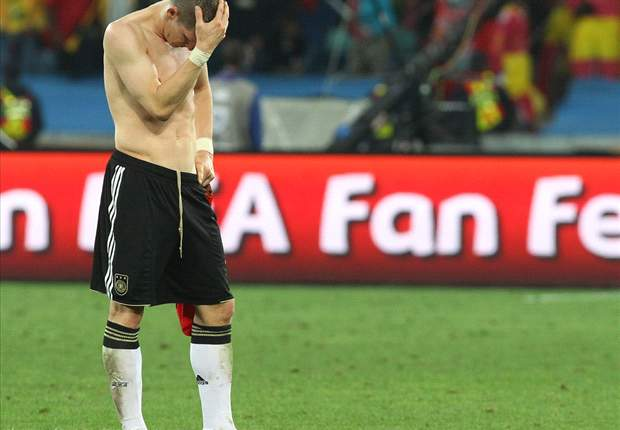 World Cup 2010: Bastian Schweinsteiger Frustrated With Germany's Timid Semi-Final Display