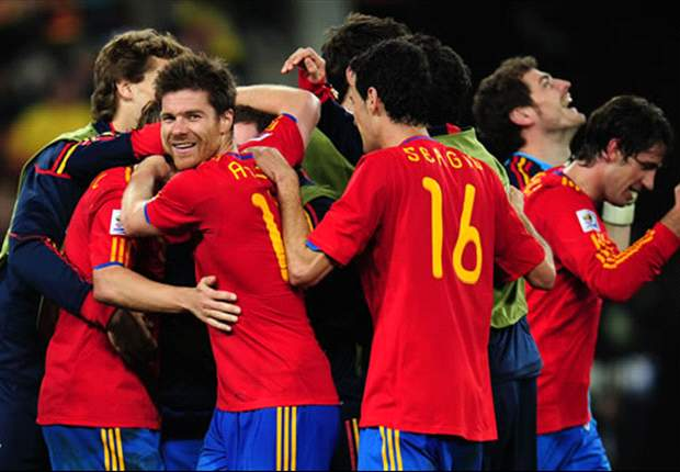 World Cup 2010: Meet The Finalists - The Spain Players Who Reached The Final