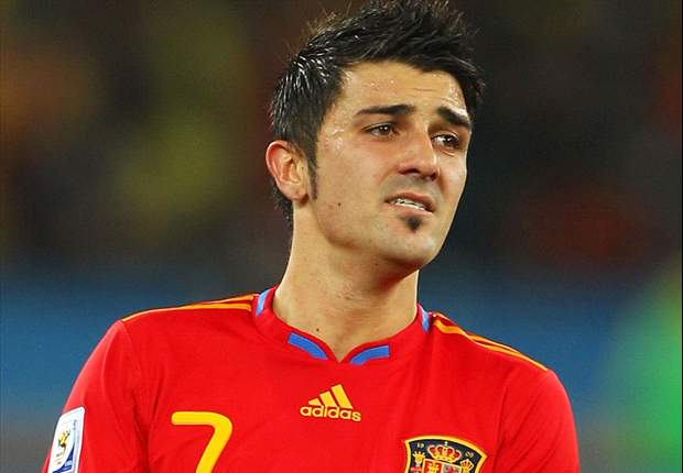 Losing a legend: Spain's Euro 2012 hopes hit hard by Villa injury blow