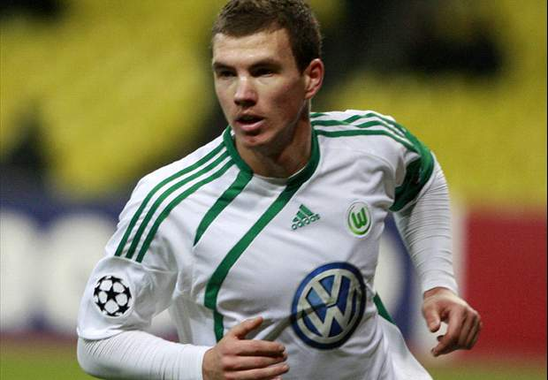 Wolfsburg forward Edin Dzeko admits he is struggling to shake off the disappointment of failed Juventus move