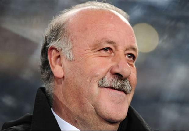 Del Bosque: I work just as hard as Mourinho