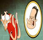 Cartoon: Di Maria too ugly for Madrid?