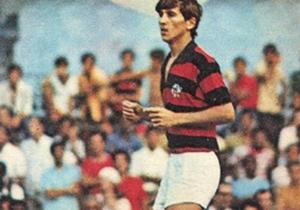 Quando surgiu nos anos 70, o jovem Zico era uma das maiores apostas do Flamengo