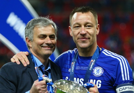 Mourinho confirms Terry extension