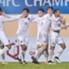 Buriram United celebrates in ACL