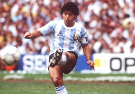 Video: Watch Yang Xu's Maradona fail