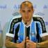 O jogador vestirá a camisa 9 do time de Felipão