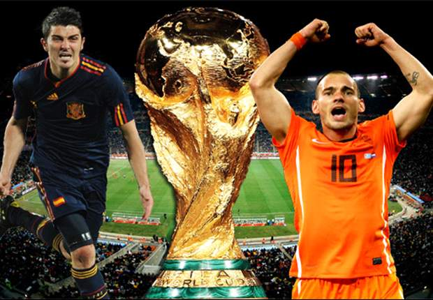 World Cup 2010 Comment: Past Meetings Between Netherlands And Spain