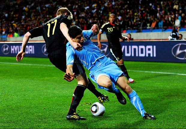 World Cup 2010 Comment: Nothing Forlorn About Brave And Battling Uruguay's Fourth Place Finish