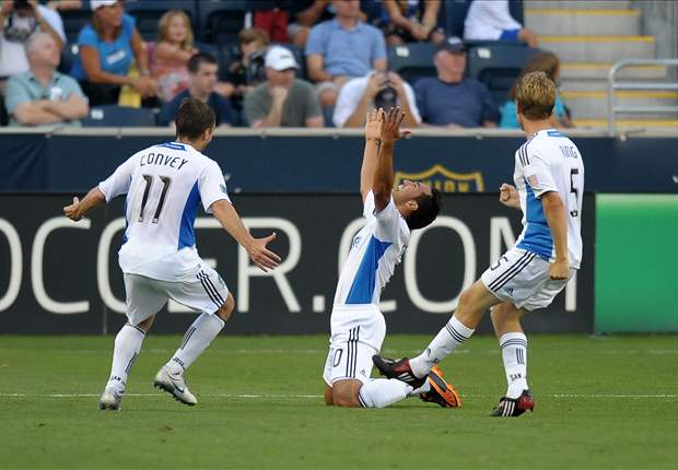 San Jose Earthquakes School Philadelphia Union Youngsters On Finishing