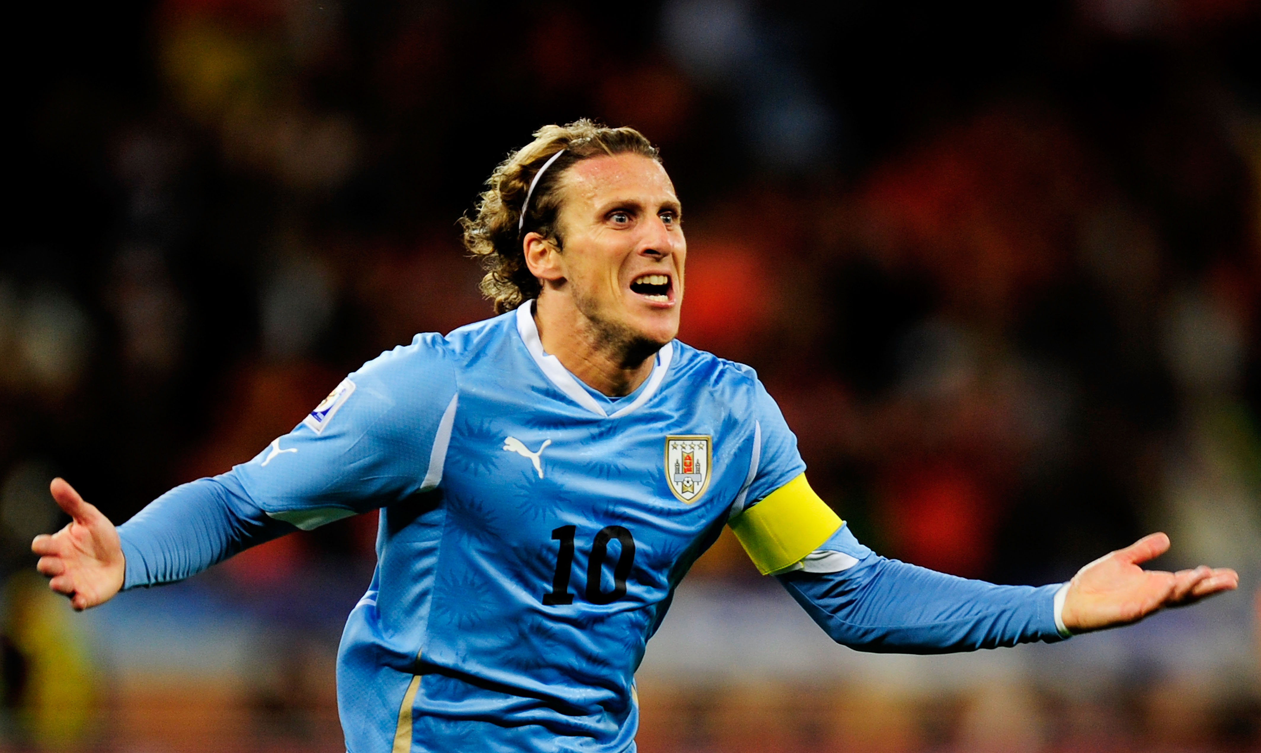 Diego Forlan Getty