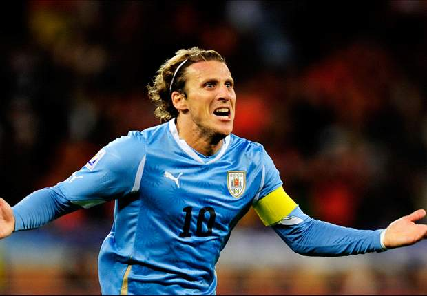 World Cup 2010: Goal.com Player Of The Day: Diego Forlan - Uruguay