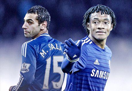 Salah v Cuadrado - who got the better deal?