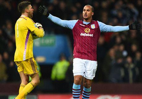 LIVE: Aston Villa 1-0 West Brom