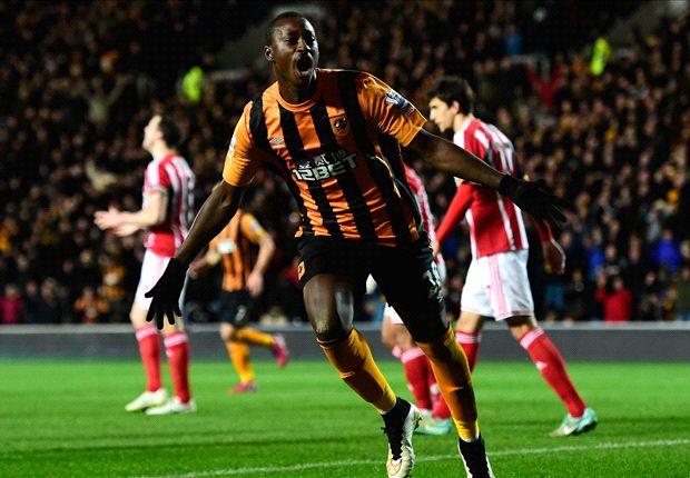 Sunderland 1-1 Hull City: Rodwell rescues point for Poyet's men