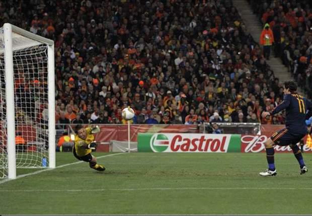 Mondial 2010 - L'Espagne reine du monde et d'Europe