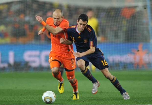 World Cup 2010 Comment: Arjen Robben ensures Netherlands live up to 'big game bottlers' billing