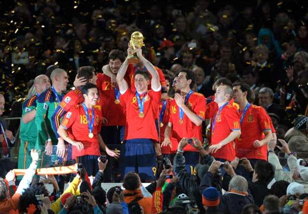 World Cup 2010 Comment: A united Spain win the World Cup for Antonio Puerta & Dani Jarque