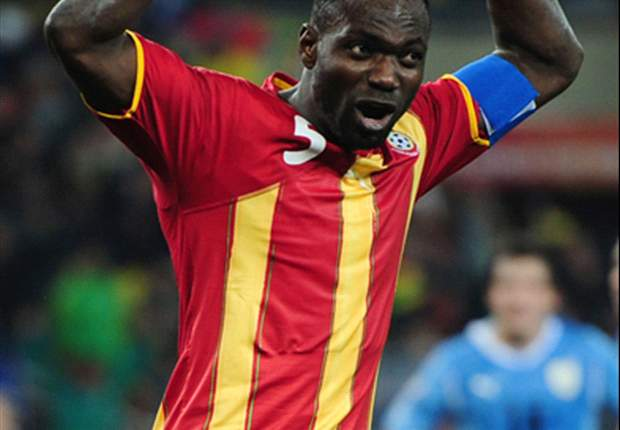 John Mensah fully recovers from persistent knee injury