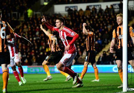 Report: Hull City 1-1 Sunderland