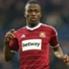 West Ham striker Enner Valencia