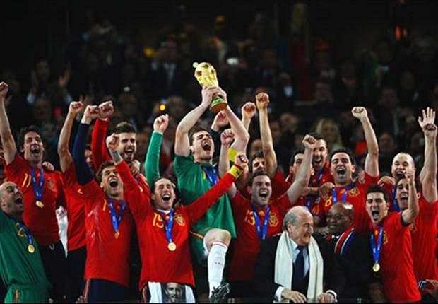 Ranking Fifa immutato: Spagna e Germania conducono, quarta l'Italia