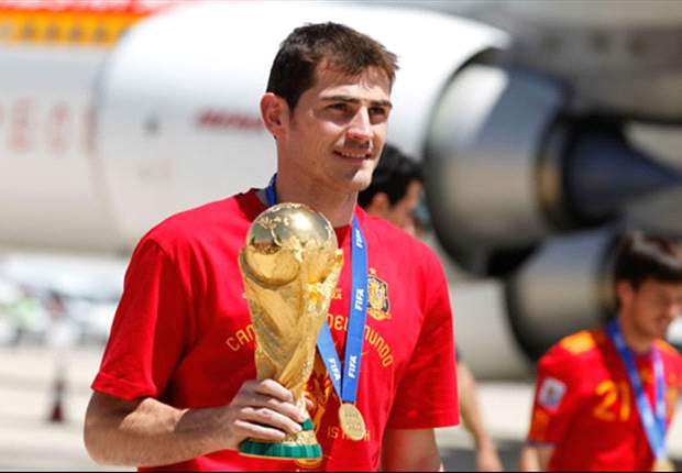 Real Madrid's Iker Casillas: We Can't Afford To Drop Points At Home In The Champions League