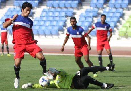 LIVE: Bharat FC - Sporting Goa
