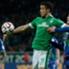 Franco di Santo will Werder langfristig mit seinen Leistungen, wie hier gegen Wolfsburg, unterstützen