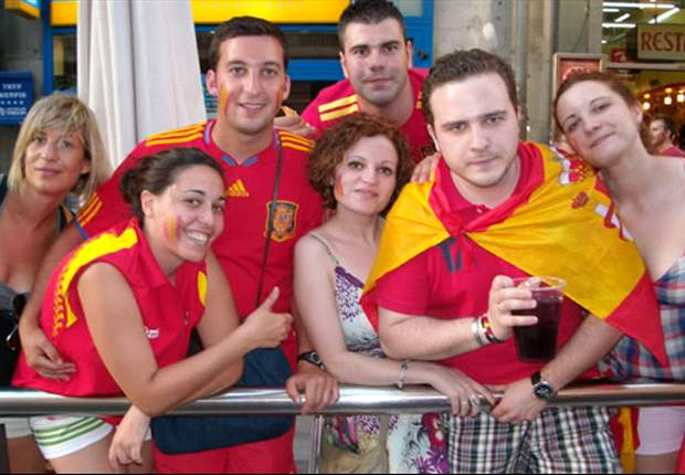 World Champions Spain Retain Top Spot In Latest FIFA Rankings