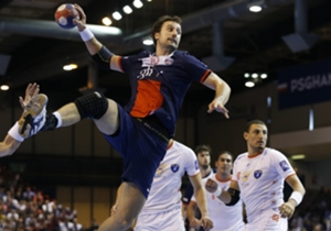 PARIS SAINT-GERMAIN   Los parisinos son los actuales campeones de la Copa de Francia de handball. El conjunto galo tiene siempre el apoyo de cerca de 4000 hinchas.