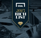 Revealed: The Goal Rich List 2015