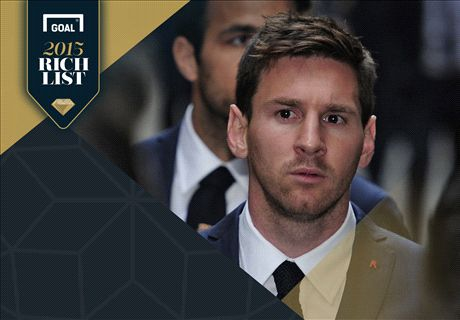 Messi at forefront of property boom