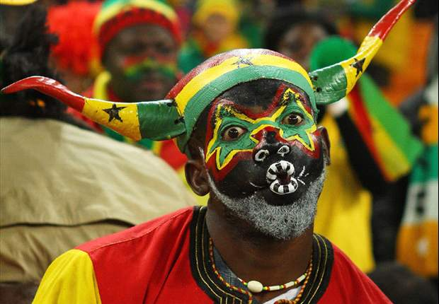 Ghana to play Egypt in January as part of preparations for 2013 Afcon