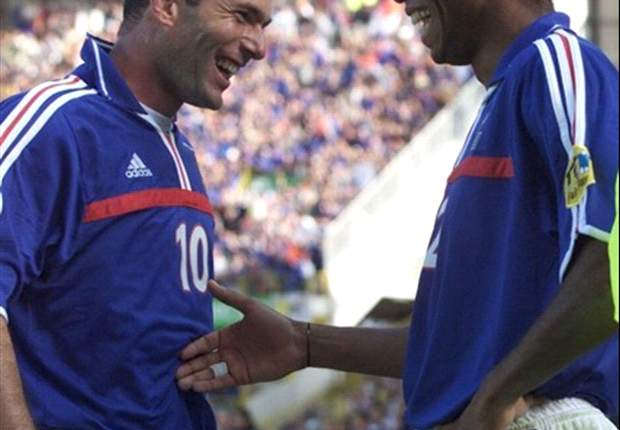 The greatest European Championship XI of all time - featuring Zidane, Van Basten & Maldini
