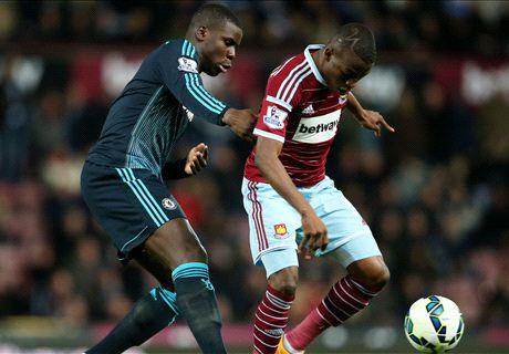 LIVE: West Ham 0-1 Chelsea