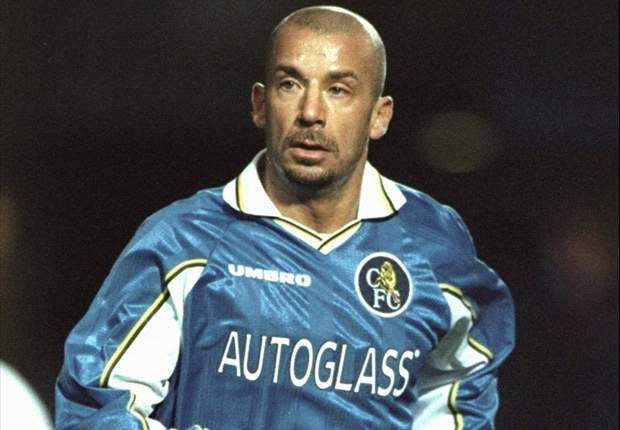 Chelsea legend Gianluca Vialli answering your questions this afternoon on Barclays Football Twitter profile