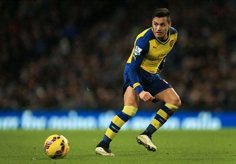 LIVE: QPR 0-1 Arsenal