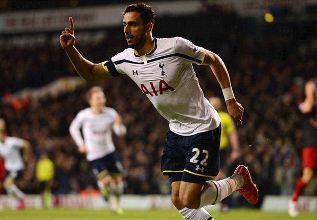 Tottenham 3-2 Swansea: Gomis concerns overshadow Spurs victory