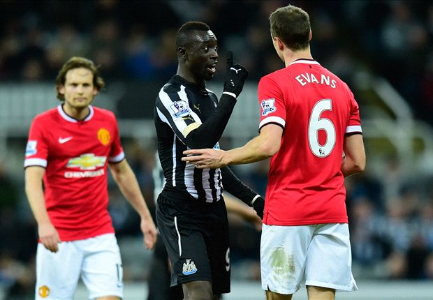 Van Gaal on spitting controversy: I can't imagine Evans doing that
