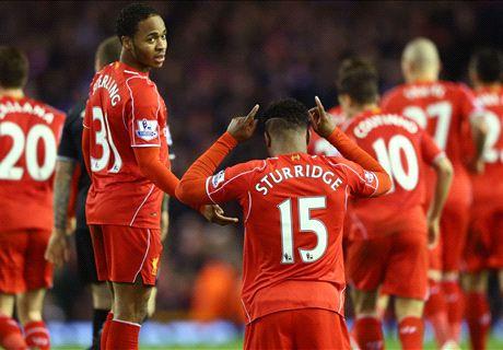 Henderson & Sturridge continue Reds run