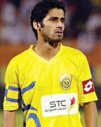Saad Al-Harthi, Saudi Arabia International