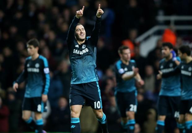 West Ham United 0-1 Chelsea : statu quo en tête du classement