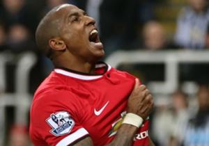 Newcastle United 0-1 Manchester United I Ashley Young mencetak gol untuk pertama kalinya di Liga Primer Inggris sejak Januari 2014.