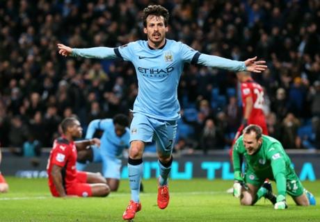 City Hajar Leicester 2-0