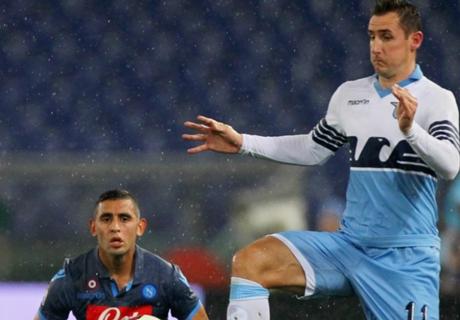 Benitez: Lazio draw like an EPL game!